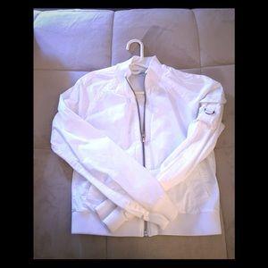 NWOT JLO Bomber Jacket Size XL, 99% Cotton